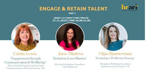 Engage & Retain Talent