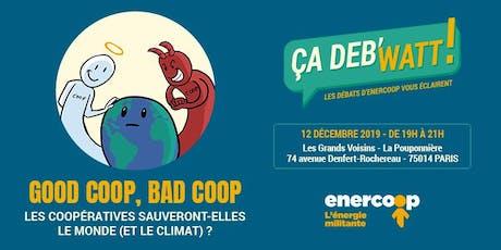 Good coop, bad coop : les coopératives sauveront-elles le monde (et le climat) ? billets