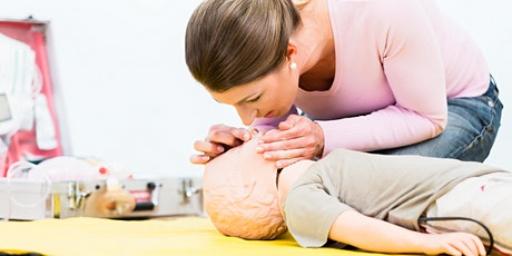 First Aid, Westfield Family Ctr, 13:00 - 15:00, 30/03/2020 tickets