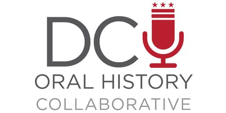 DC Oral History Collaborative  Grants Coffee Chat tickets