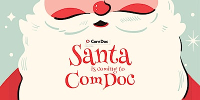 Santa is Coming to ComDoc!