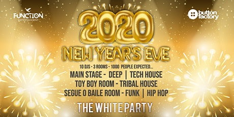 2020 New Year's Eve at the Button Factory tickets