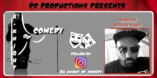 A Knight of Comedy December 6th