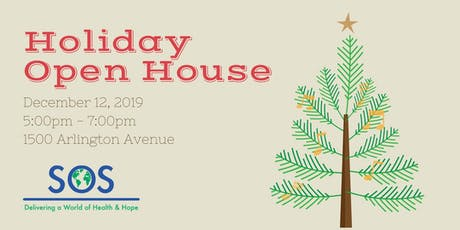 SOS Holiday Open House tickets