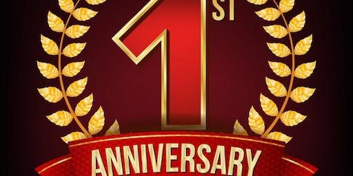 Damn Yankees BBQ 1 Year Anniversary