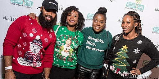 Special Delivery: A Holiday Link Up [Ugly Sweater Party] | Saturday, December 21st