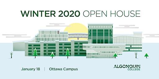 Open House - Winter 2020
