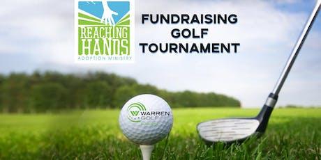 Reaching Hands Golf Tournanmnet tickets