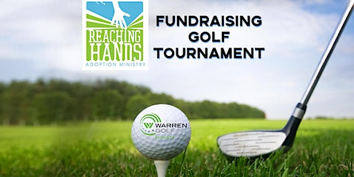 Reaching Hands Golf Tournanmnet