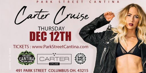 Carter Cruise at Cantina