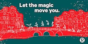 Let The Magic Move You - lululemon x Dennis van...