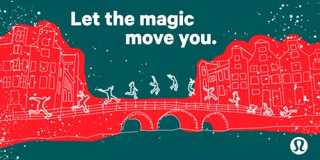 Let The Magic Move You - lululemon x Dennis van Miltenburg tickets