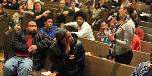 Cincinnati Youth Speak Up! Graduation Ceremony