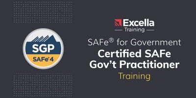 SAFe for Government (SGP) Training in Washington, DC
