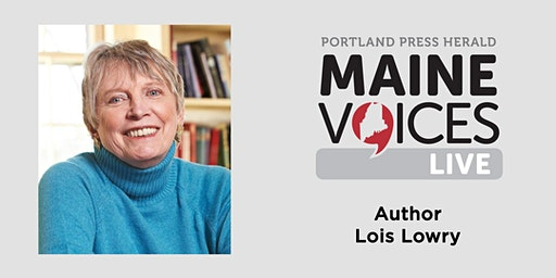 Maine Voices Live with Lois Lowry