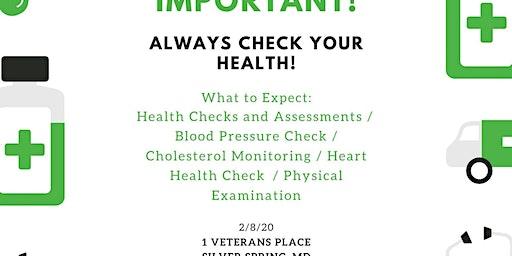 Fifth Annual I Heart Health Expo