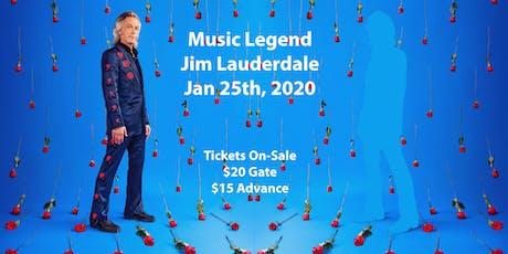 Jim Lauderdale Music Legend Live at Rum 138 tickets