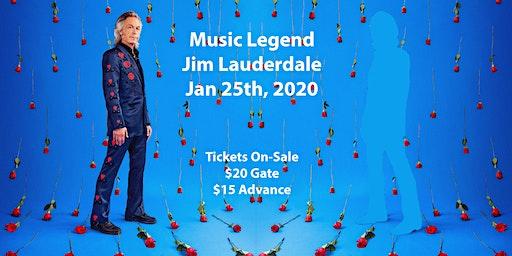 Jim Lauderdale Music Legend Live at Rum 138