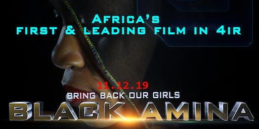 "Soweto Theatre Host ""Premiere of Black Amina Film"" Africa's1st Film in 4IR"