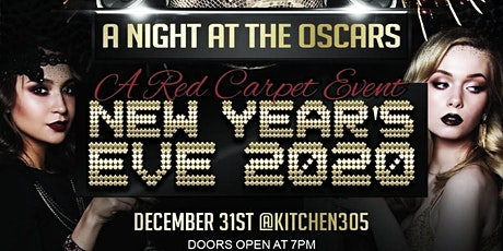 New Years Eve 2020 - At Kitchen 305 tickets