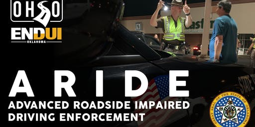 Advanced Roadside Impaired Driving Enforcement, ARIDE