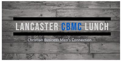 Lancaster CBMC - Special Luncheon with Bill Alexson