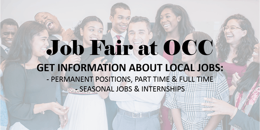 Job Fair at Onondaga Community College