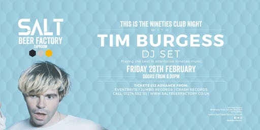This Is The Nineties with Tim Burgess (DJ Set)