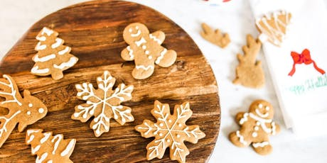 Holiday Cookie Cake Workshop tickets