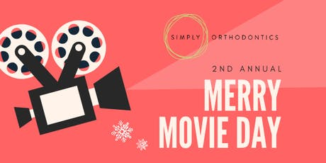 2nd Annual Merry Movie Day tickets