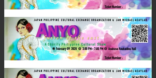 Anyo Philippine Cultural Show