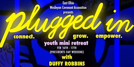 Plugged In Mini Retreat ($25 till Feb 3rd)