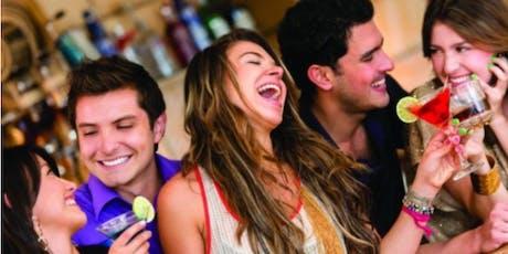 18 - 30- Speed friending! No pressure way to make friends!(FREE Drink/Tor) tickets