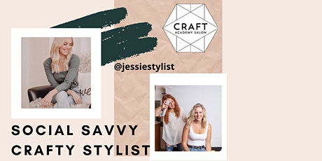SOCIAL SAVVY CRAFTY STYLIST tickets