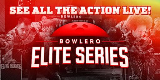 Bowlero Elite Series Tournament 3 Tickets