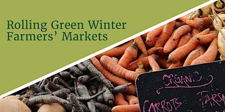 Rolling Green Winter Farmers' Markets tickets