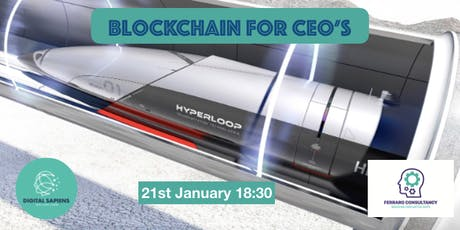 Blockchain CEO MasterClass -Smart Contracts at Hyperloop entradas