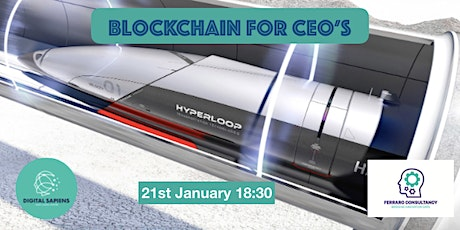 Blockchain CEO MasterClass -Smart Contracts at Hyperloop tickets