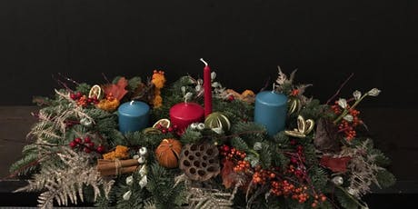 Christmas Table Centrepiece tickets