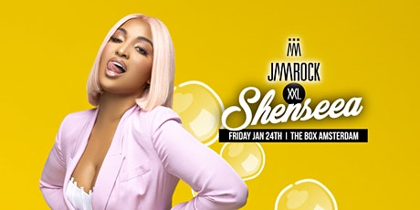 Jamrock XXL ft Shenseea tickets