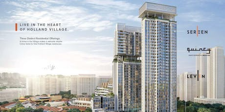 One Holland Village Residences tickets