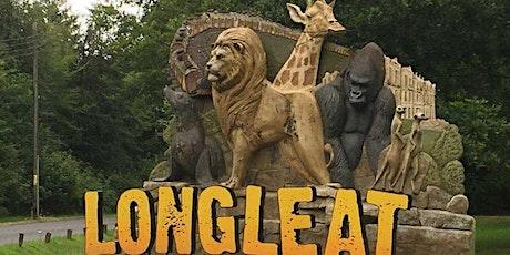 day trip to longleat safari park  tickets
