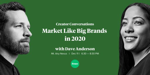 Creator Conversations: Market Like Big Brands In 2020