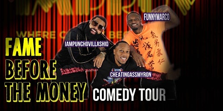 San Antonio Tx Fame Before the Money Comedy Tour tickets
