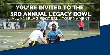 2019 Legacy Bowl Alumni Flag Football Tournament tickets