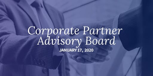 Corporate Partner Advisory Board | Apprentice University