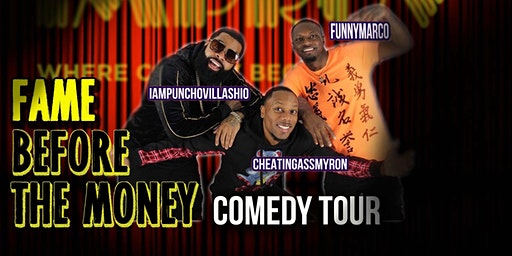 Austin Tx Fame Before the Money Comedy Tour