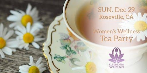 Ellementa Roseville (Placer County): Women's Wellness Tea Party