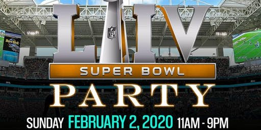 Football & Stiletto Super Bowl party