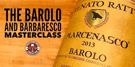 The Barolo and Barbaresco Masterclass tickets